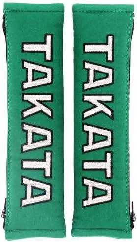 Auténtica Verde Takata almohadillas de confort: Amazon.es: Coche y ...
