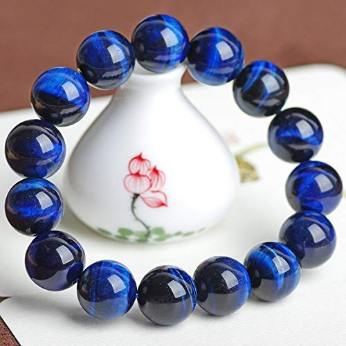 Agate Blue Agate Bracelet - 7
