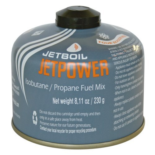 Jetboil JETPOWER Fuel 230g by Jetboil ()