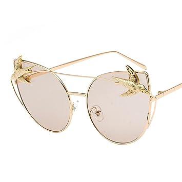 Aoligei Gafas de Sol Mujer con Ojo de Gato Marea ...