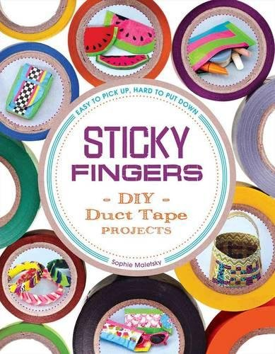 Sticky Fingers Duct Tape Projects product image