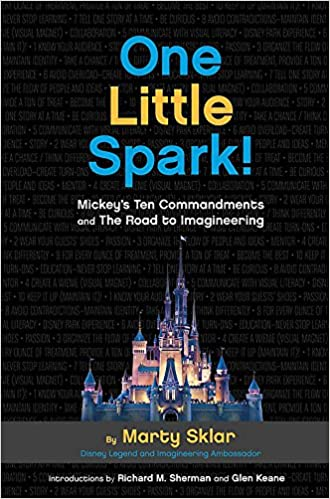 Amazon One Little Spark Mickeys Ten Commandments And The
