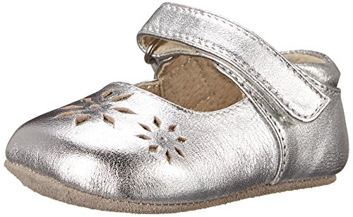 See Kai Run Gracie Marie Jane (Infant), Silver, 0-6 Months M US Infant