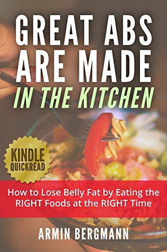 Great Abs are Made Kitchen ebook product image