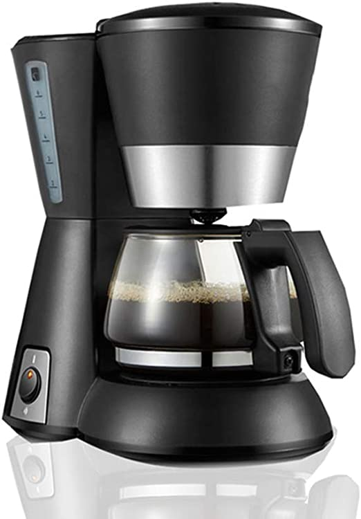 LWM Cafetera Y Cafetera EspressoMáquina De Café, Función Antigoteo ...