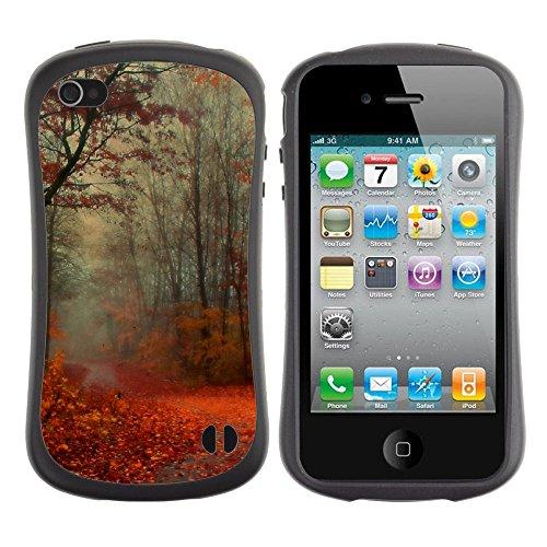 Apple Iphone 4 / 4S [Romantic Autumn]
