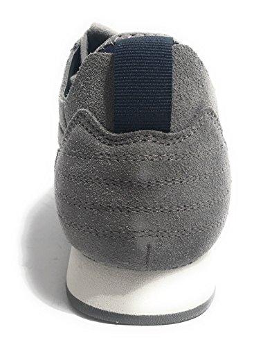Guess Sneaker Hombre Kyle Suede Active Grey Gris