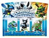 Activision Skylanders: Spyro's Adventure - Triple Character Pack Hex, Zap And Dinorang (Wii/PS3/Xbox 360/PC)