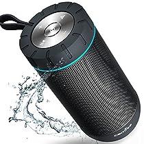 COMISO Bluetooth スピーカー 36時間連続再生 高音質 360度サウン...