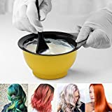 3 Counts Hair Coloring Bowls, Salon Professional
