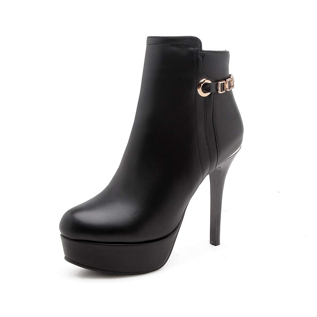 Stiefel  Wasserdichte Plattformstiefel   Sexy Damenschuhe im europäischen Heel und amerikanischen Stil High Heel europäischen Stiefel für Frauen 82a53d