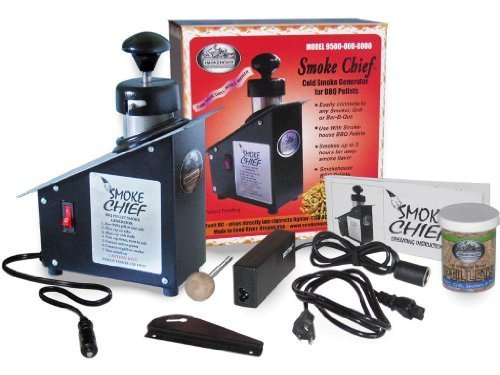 Smokehouse Products 9500-000-0000 Smoke Chief Cold Smoke Gen