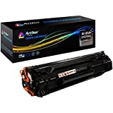 Arthur Imaging Compatible Toner Cartridge Replacement for Hewlett Packard CE285A (HP 85A) (Black, 1-Pack)