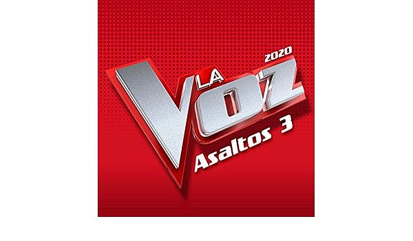 Garganta De Arena Versión Manu Guix En Directo En La Voz 2020 By Marta Santos On Amazon Music