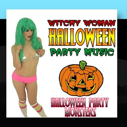 Witchy Woman Halloween Party Music]()