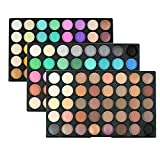 120 Colors Eye Shadow Palette Shimmer