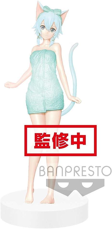 Banpresto Sword Art Online code register EXQ figure Yukemuri Sinon japan limited