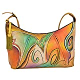 Anuschka 450 Hobo,Abstract Sunset,one size