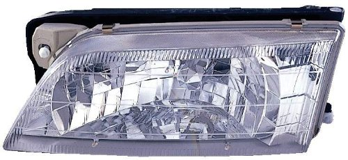 Depo 315-1151L-AS Infiniti I30 Driver Side Replacement Headlight (Infiniti I30 Headlamp)