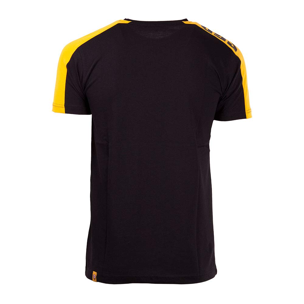 SG Dynamo Dresden T-Shirt Dynamo Schwarz-Gelb