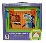 Manhattan Toy Wooden Puppet Theater