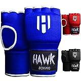 Hawk Padded Inner Gloves Training Gel Hand Wraps