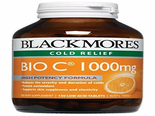 Blackmores Vitamins Bio C 1000mg 150tablets
