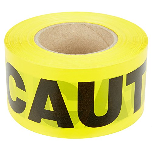 Yellow Caution Tape 3