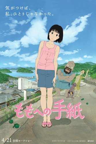 A Letter to Momo (Special Edition) [Blu-ray] (Best English Dubbed Anime List)