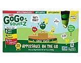 GoGo SqueeZ Applesauce On The Go - 16ct Variety (AppleStrawberry, AppleApple, AppleBanana)