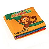 Education toys,Mandy Soft Cloth Intelligence Development Learn Cognize Book A