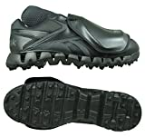 Reebok J91741 Mens Zigmagistrate Low - Plate Baseball Shoes, Black/Black - 8.5