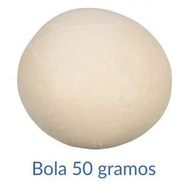 Masa de Pizza congelada en forma de Bola de 50 gramos: Amazon.es ...