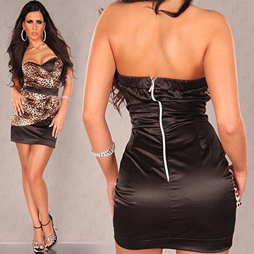 In-Stylefashion - Vestido - para mujer Leoschwarz