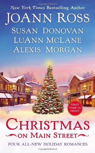 book cover of Christmas on Main Street