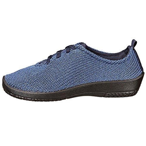40 LS Arcopedico EU Shoes 1151 Fabric Denim Womens AnvP7q
