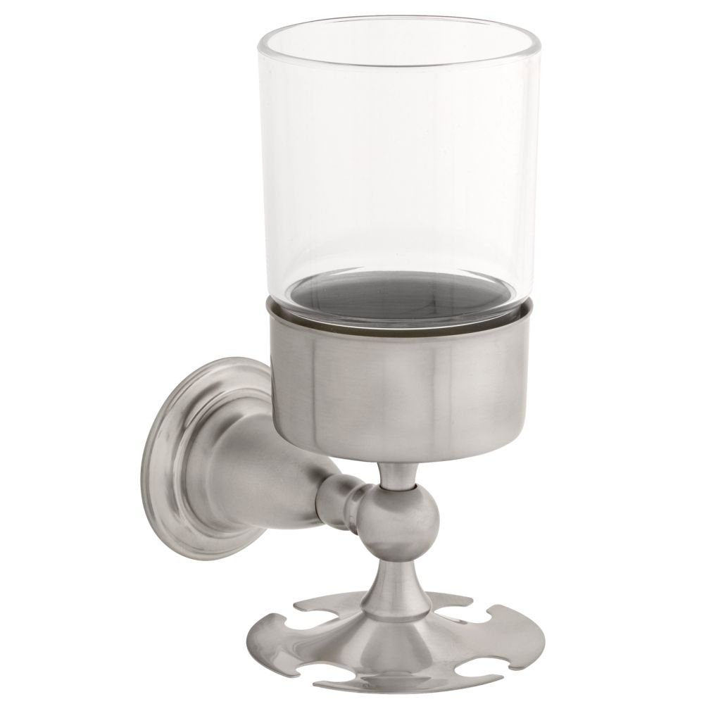 Amazon.com: Delta Victorian Toothbrush and Tumbler Holder: Beauty