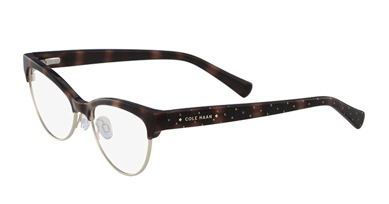 Eyeglasses Cole Haan CH5015 CH 5015 Tortoise at Amazon Men\'s ...