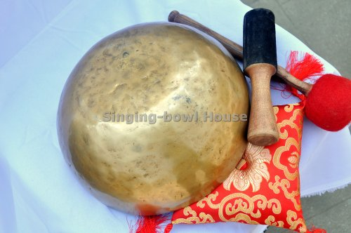 Bottom - Nepal Tibet Singing Bowl
