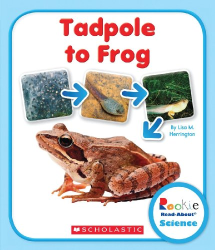 Tadpole to Frog (Rookie Read-About Science: Life Cycles) ()