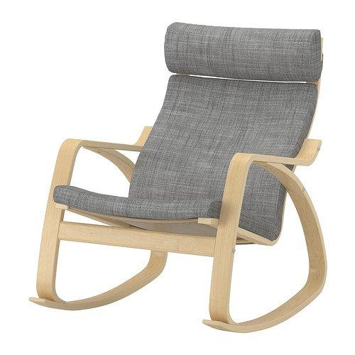Ikea POANG - Rocking-Chair: Amazon.es: Hogar