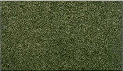 Woodland Scenics Ready Grass Forest Vinyl Grass Mat Size: 50