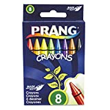 Prang(R) Soy Crayons, Tuck Box, Box Of 8