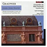 Graupner: Cantate, Sonate, Ouverture - Instrumental and Vocal Music, Vol. 2