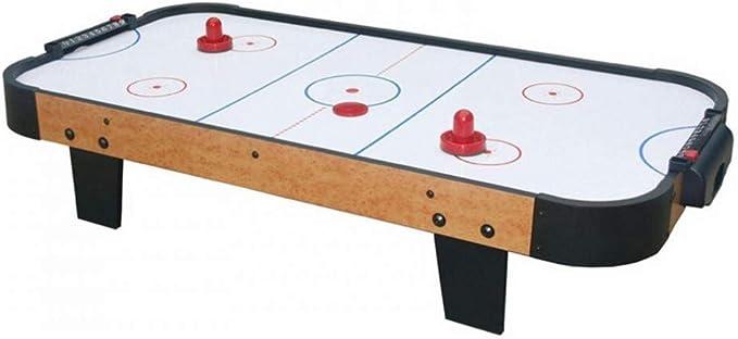 SUNREEK Empujadores de Hockey de Aire Juego de 2 y 4 Discos Rojos (Rojo): Amazon.es: Deportes y aire libre