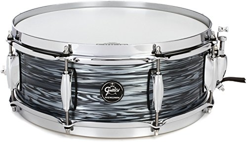 Gretsch Drums Renown Series Snare Drum - 5 Inches X 14 Inches Silver Oyster Pearl