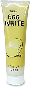 Mistine Egg White Peel Off Mask including hydrolyzed collagen and hydrolyzed elastin (85g or 2.99 oz.) **BEST OFFER**