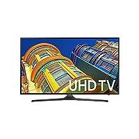 "SAMSUNG UN50KU630DFXZA 50"" LED 4K Smart TV (Reed) from Samsung"