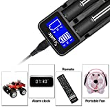 Intelligent Charger, Snado LCD Display Universal