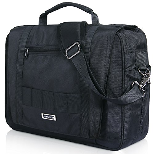 Up to on 15.6 inch Military Laptop Briefcase Bag